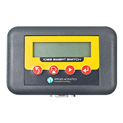 The 1082 Smart Switch is a pocket-sized solution for quick and easy  configuration of the 1000 series beacon, fast load activation and fast load  monitoring.